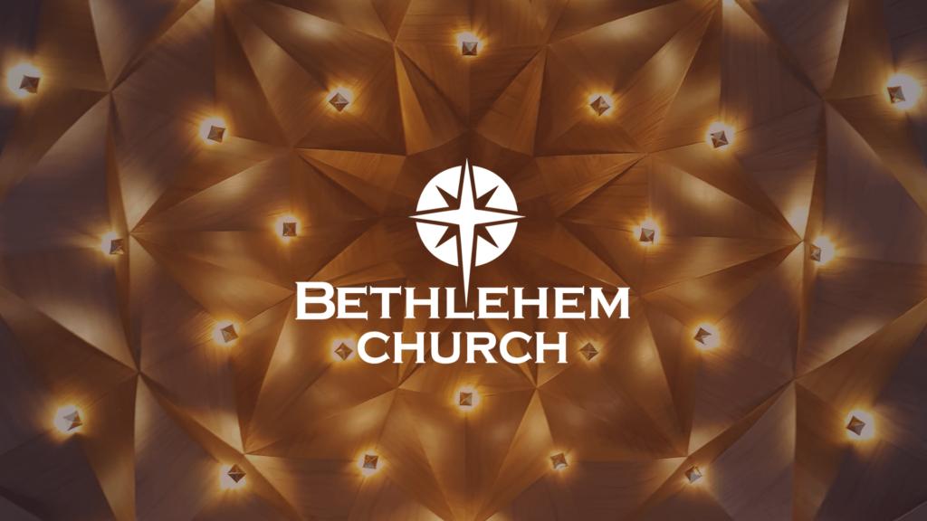 Bethlehem Church - Church Logo Design