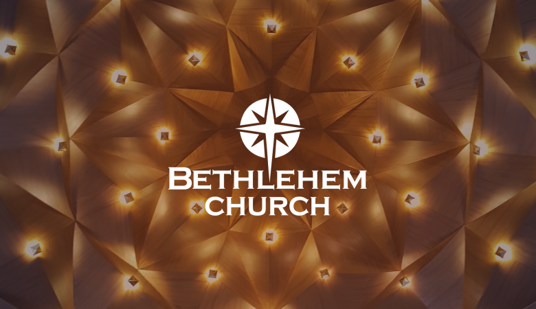 Bethlehem Church - Church Logo Design