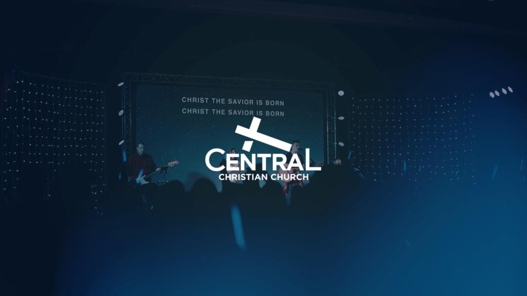 Central Christian Church - Church Logo Design