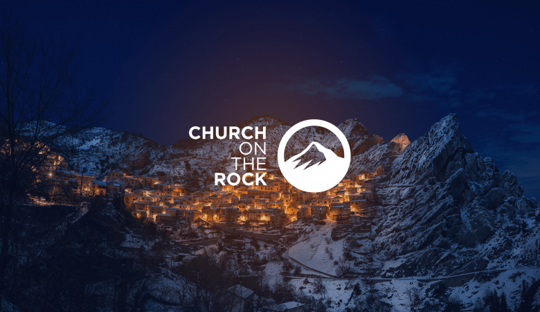 Church on the Rock - Church Logo Design