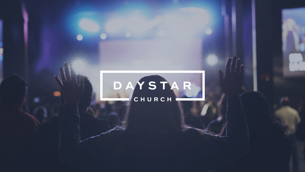Daystar Church - Church Logo Design