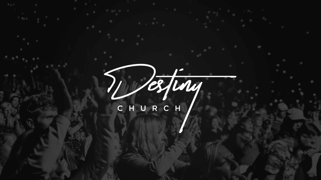 Destiny Church Logo Design
