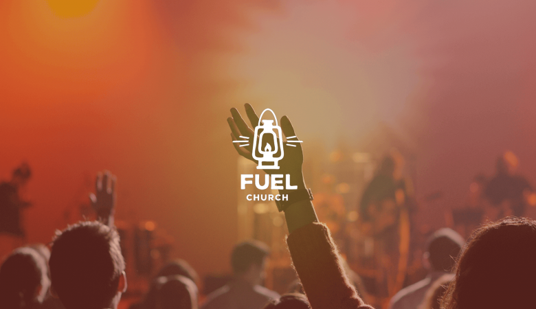 Fuel Church - Church Logo Design