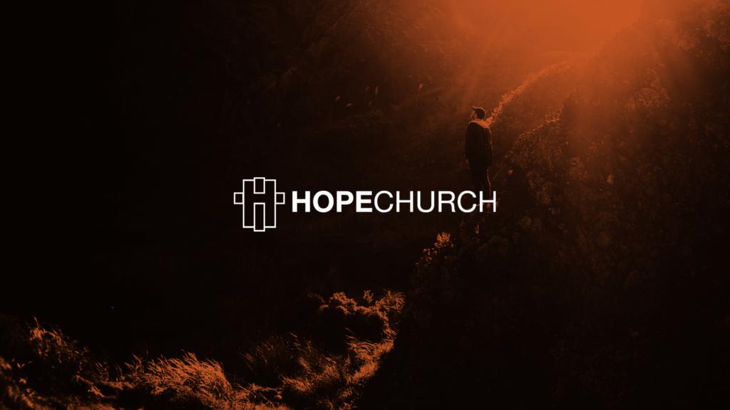 Hope Church - Church Logo Design