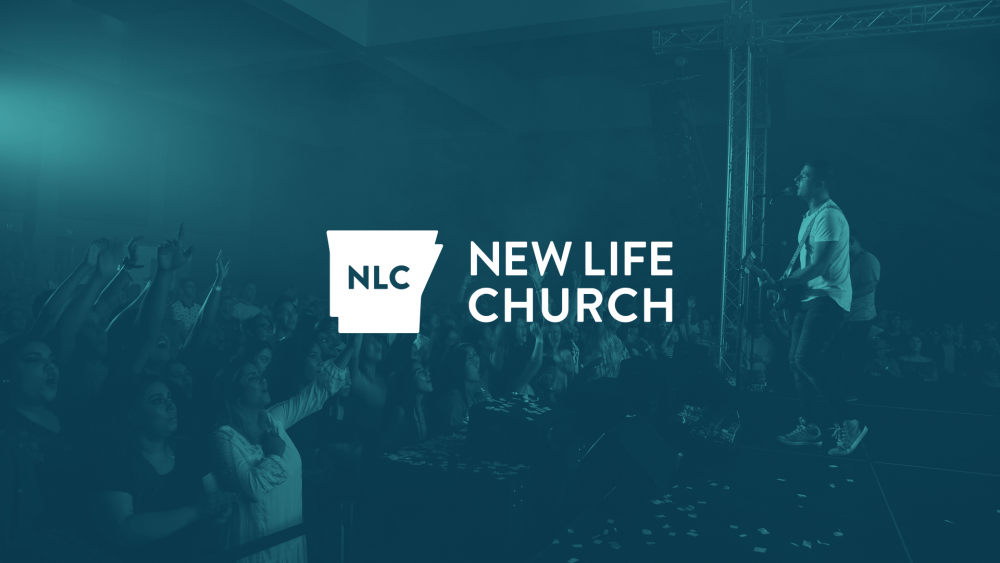 New Life Church - Church Logo Design