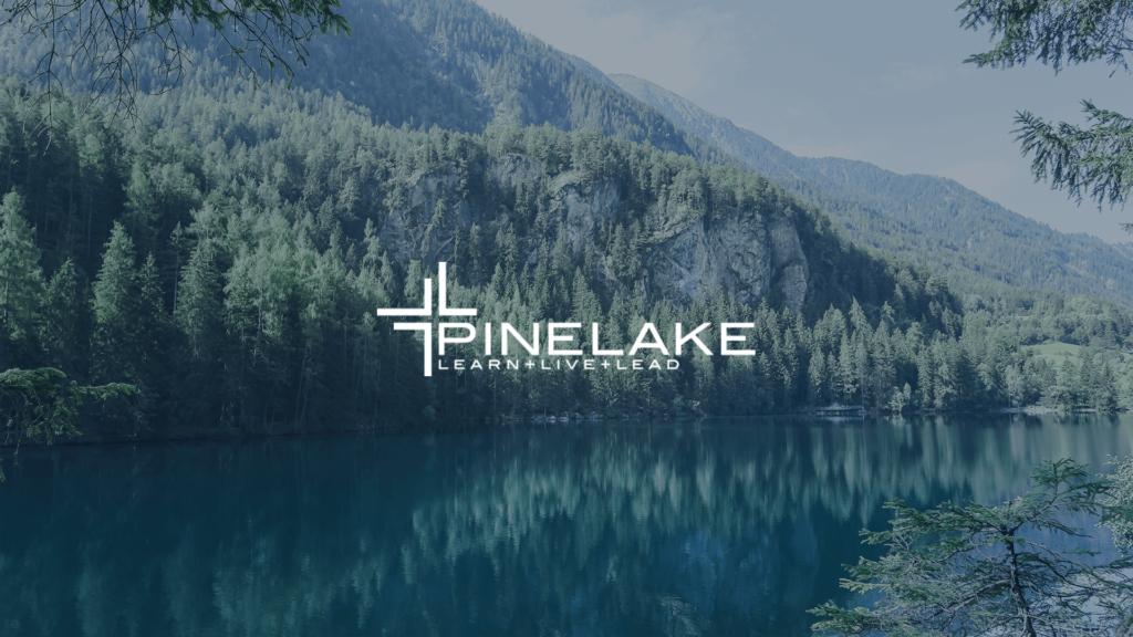 Pinelake - Church Logo Design
