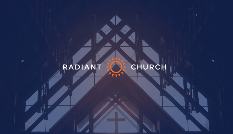 Radiant Church - Church Logo Design