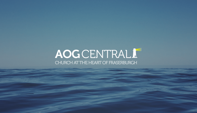 AOG Central - Church Logo Design