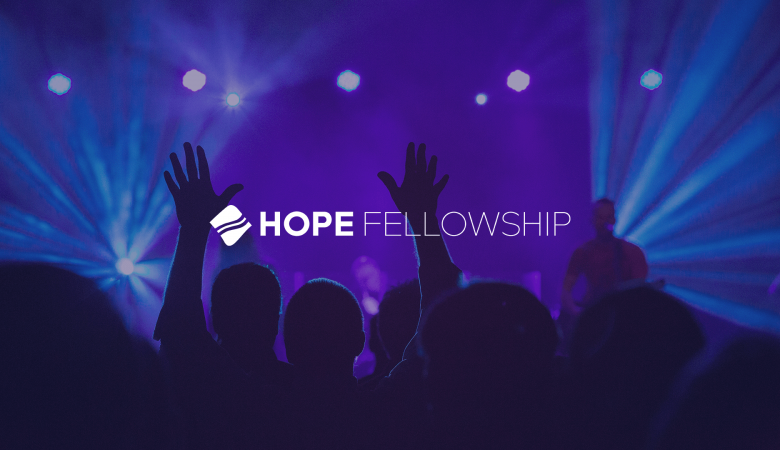 Hope Fellowship - Church Logo Design