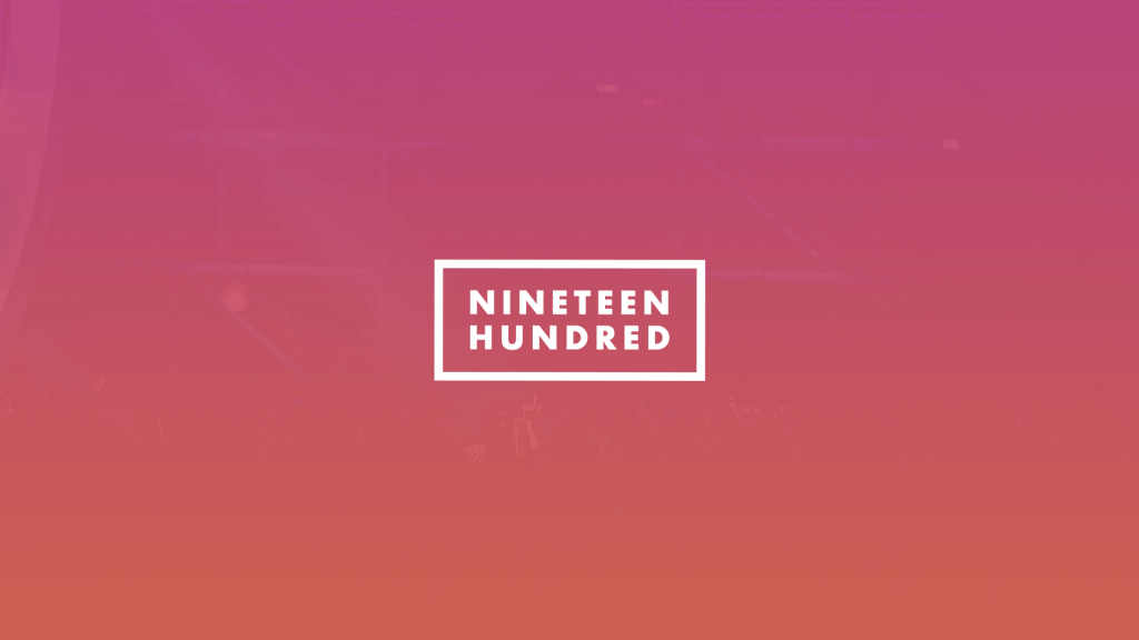 Nineteen Hundred Church Logo Design