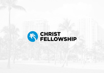 Christ Fellowship Miami - Church Logo Design