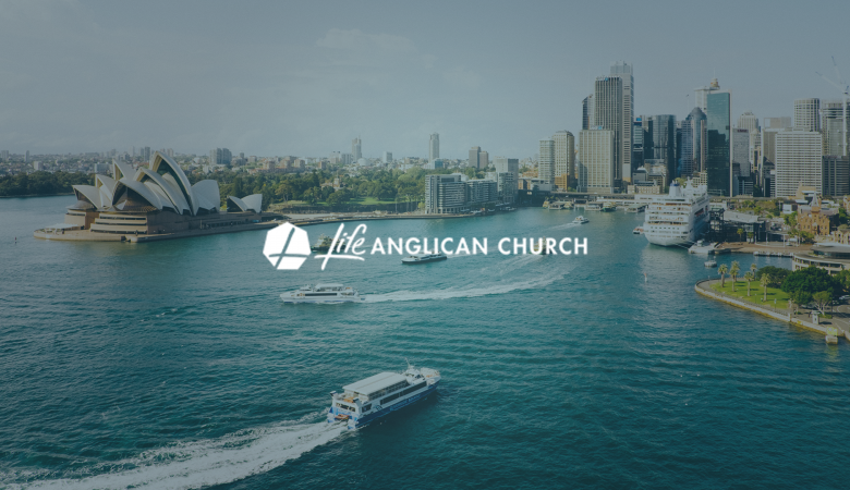 Life Anglican Church Sydney - Church Logo Design