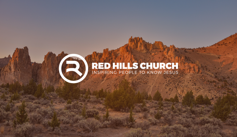 Red Hills Church - Church Logo Design