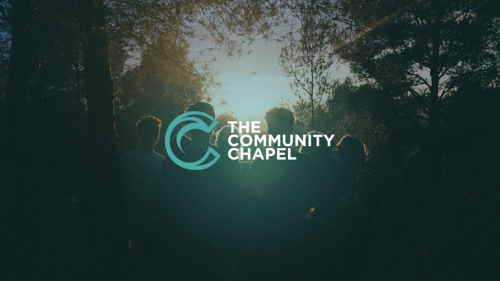 The Community Chapel - Church Logo Design