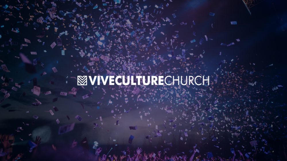 Vive Culture - Church Logo Design