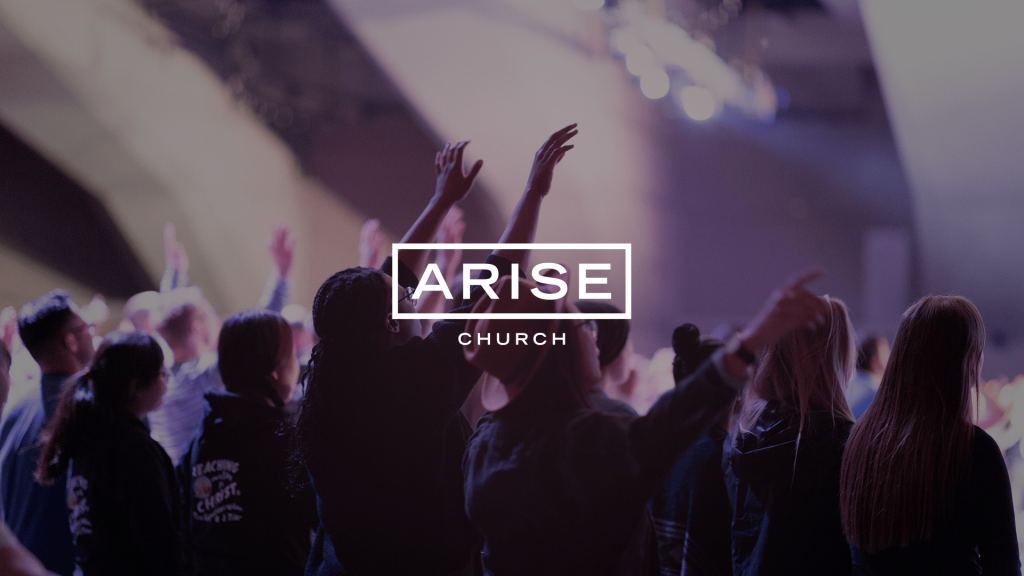 ARISE Church CLI Blog Church Logo Design