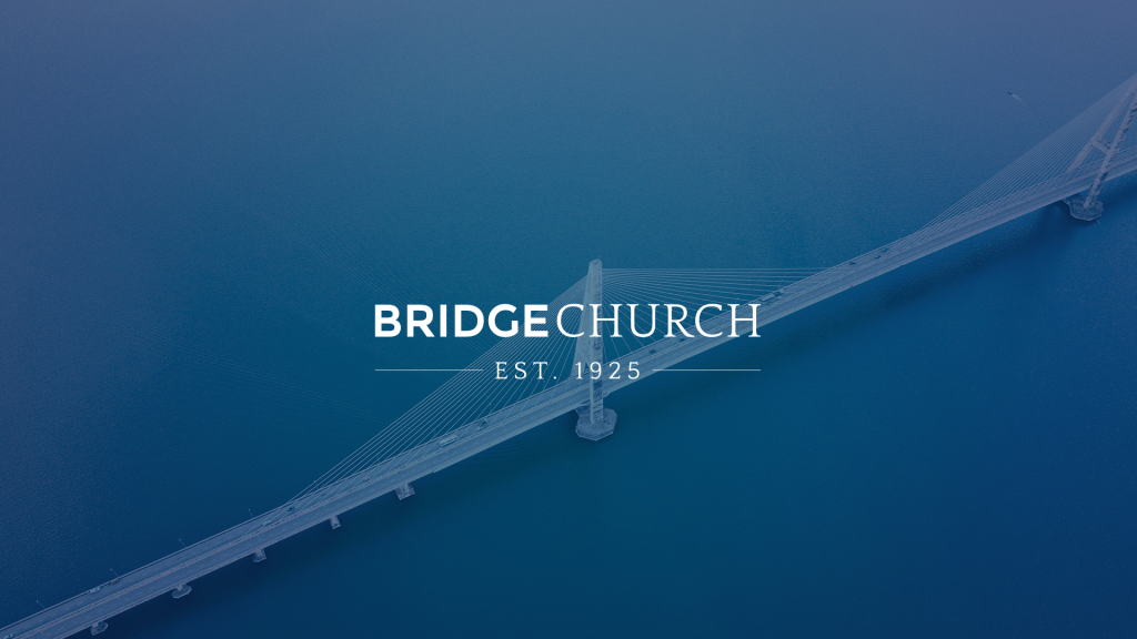 Bridge Church Melbourne Church Logo Design