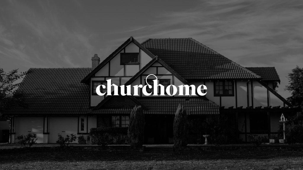 Churchome CLI Blog Church Logo Design