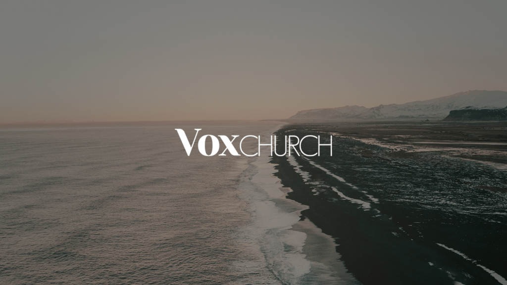Vox Church CLI Blog Church Logo Design