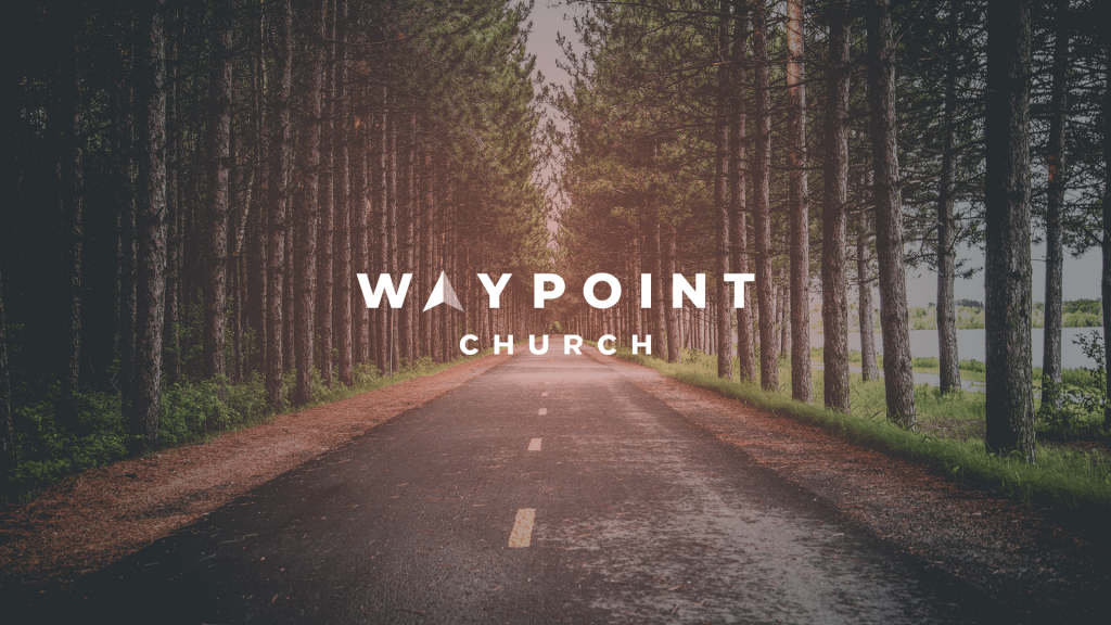 Waypoint Church CLI Blog Church Logo Design