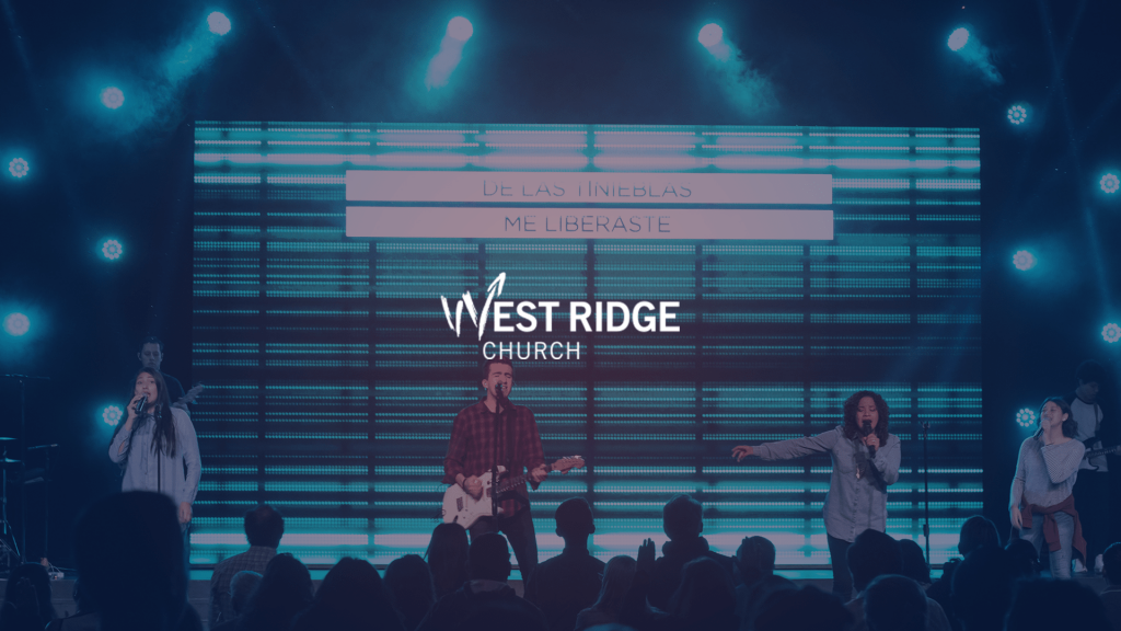 West Ridge Church Logo Design