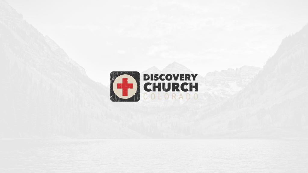 Discovery Church Colorado - Church Logo Design