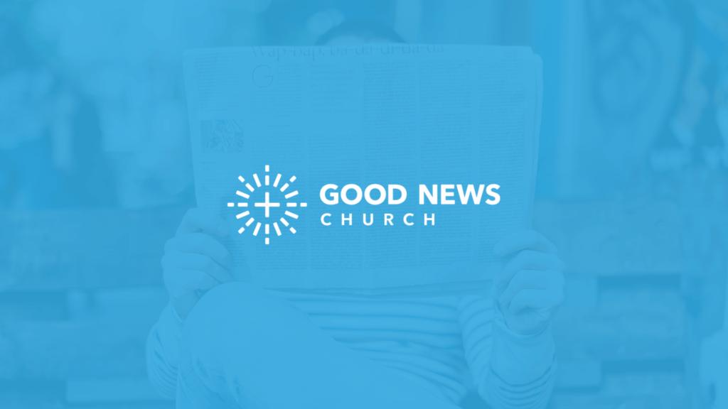 Good News Church - Church Logo Design